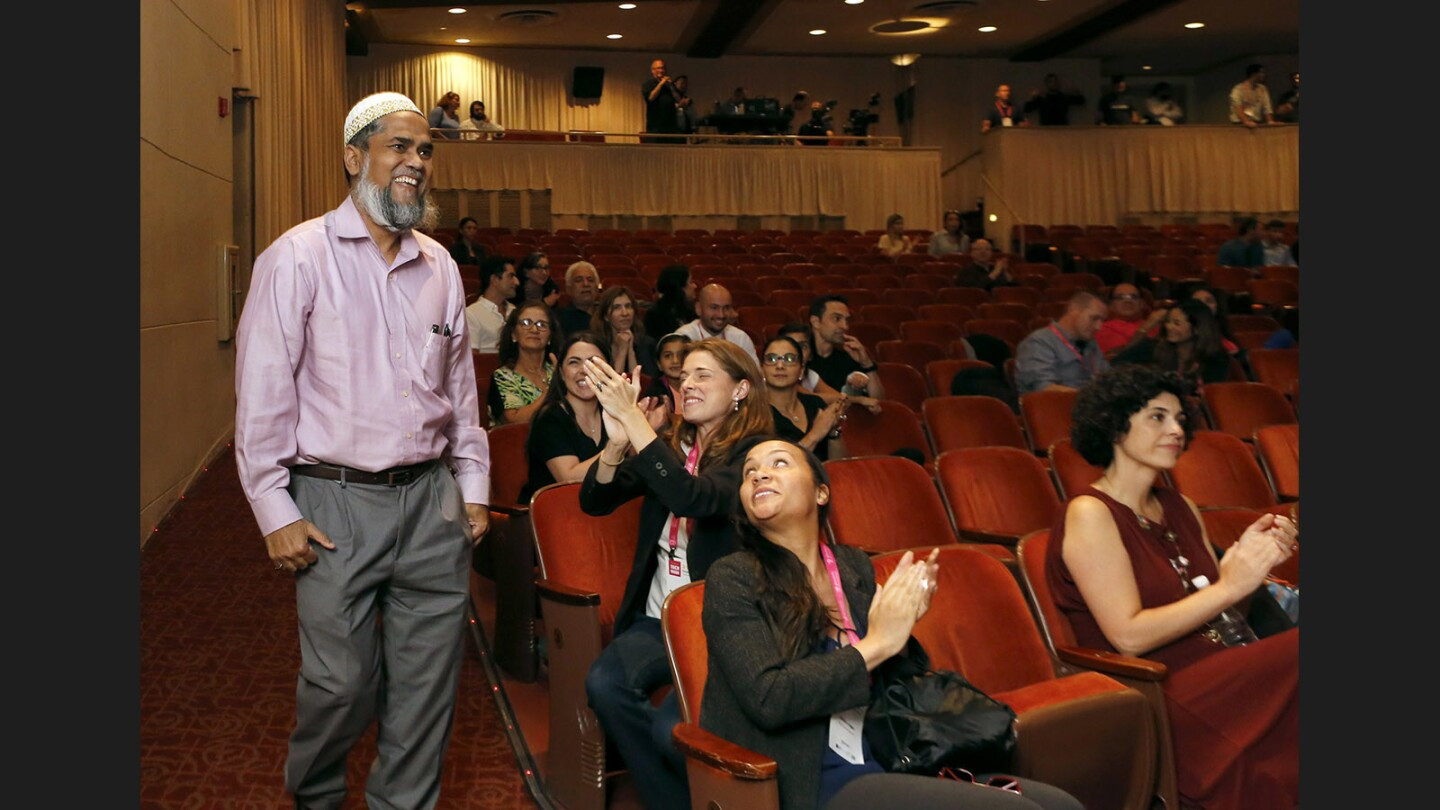 Photo Gallery: Innovations shine at Glendale's Tech Week Pitchfest