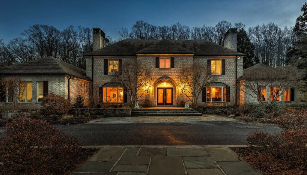Ray Lewis' Maryland mansion