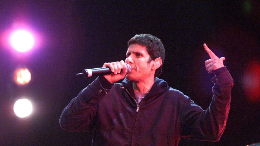 Mike D at a Beastie Boys performance in 2003