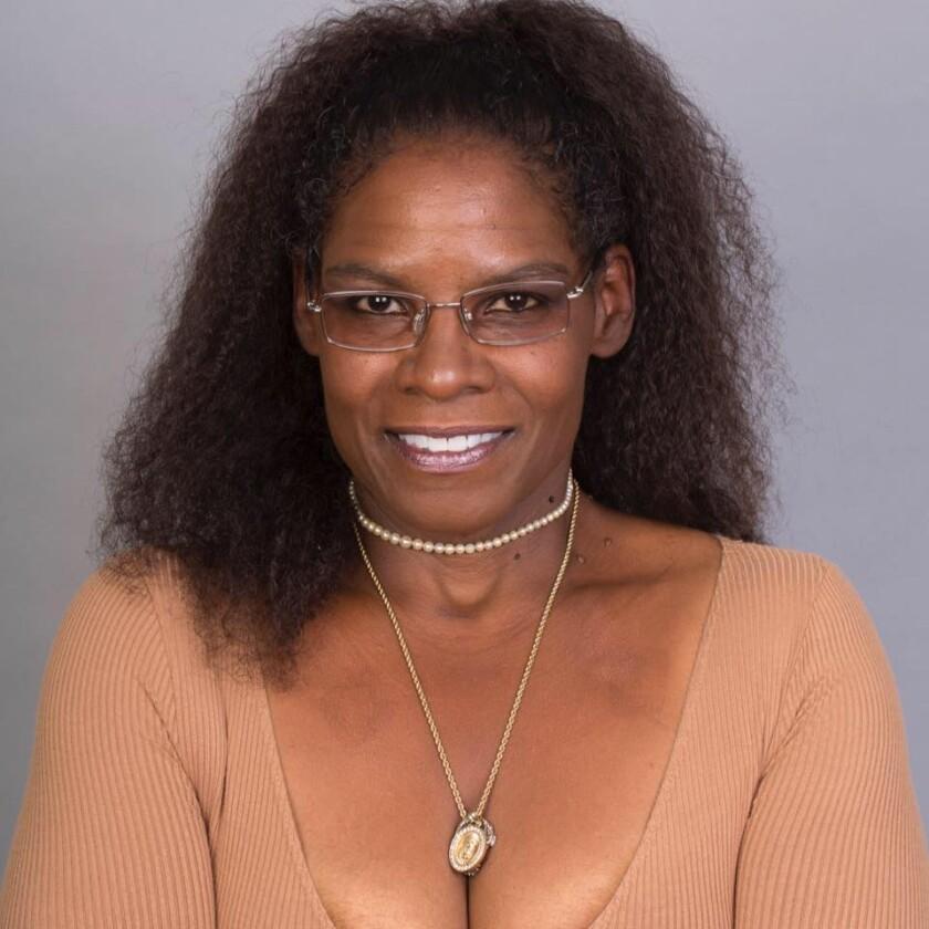 Film producer Cheryl Bedford.