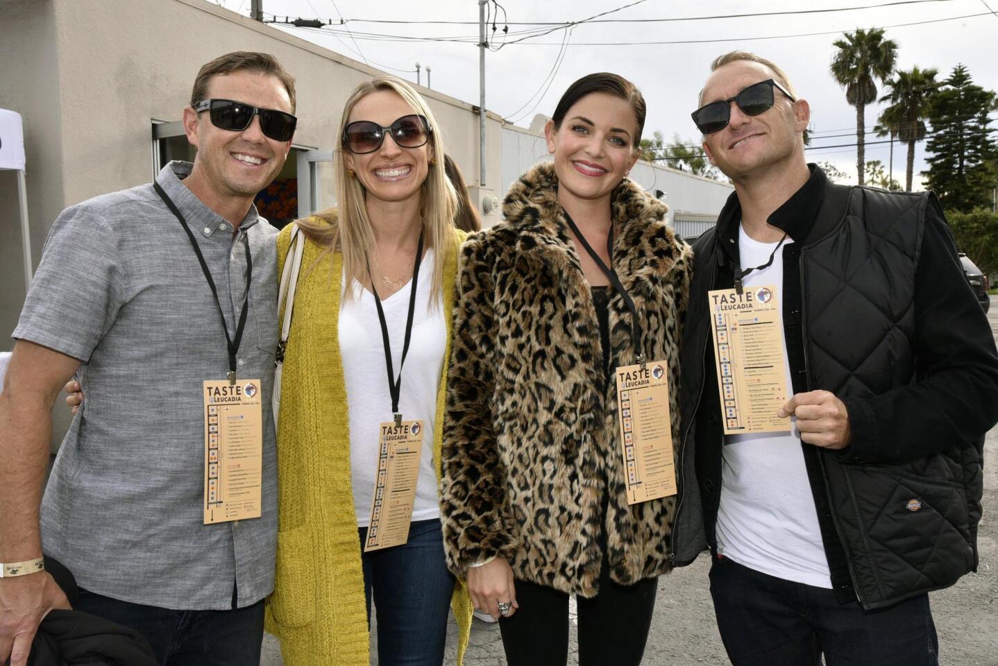 Matt Dietor, Becca Henig, Carolyn Allen, Chris Coté