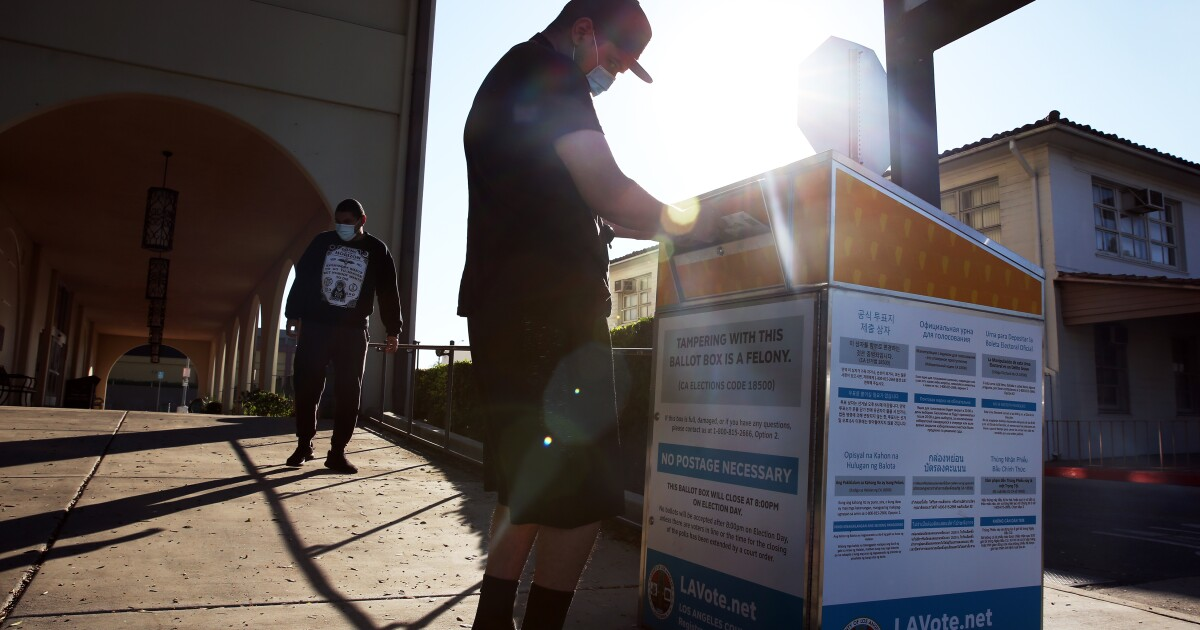 Huntington Park to get two new voting centers after community outcry