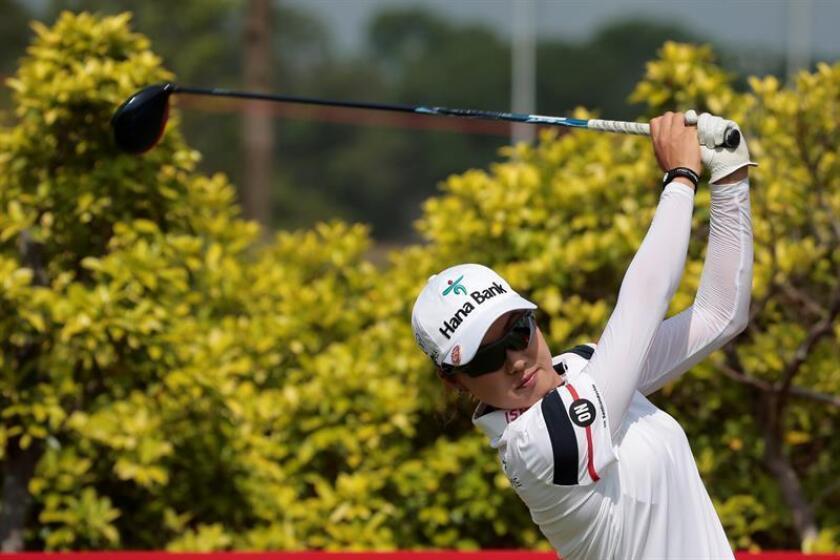 La golfista australiana Minjee Lee. EFE/Archivo