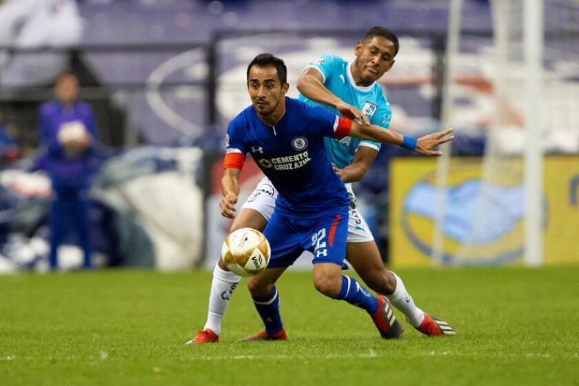 El centrocampista Rafael Baca elogia el liderazgo de Caixinha en Cruz Azul