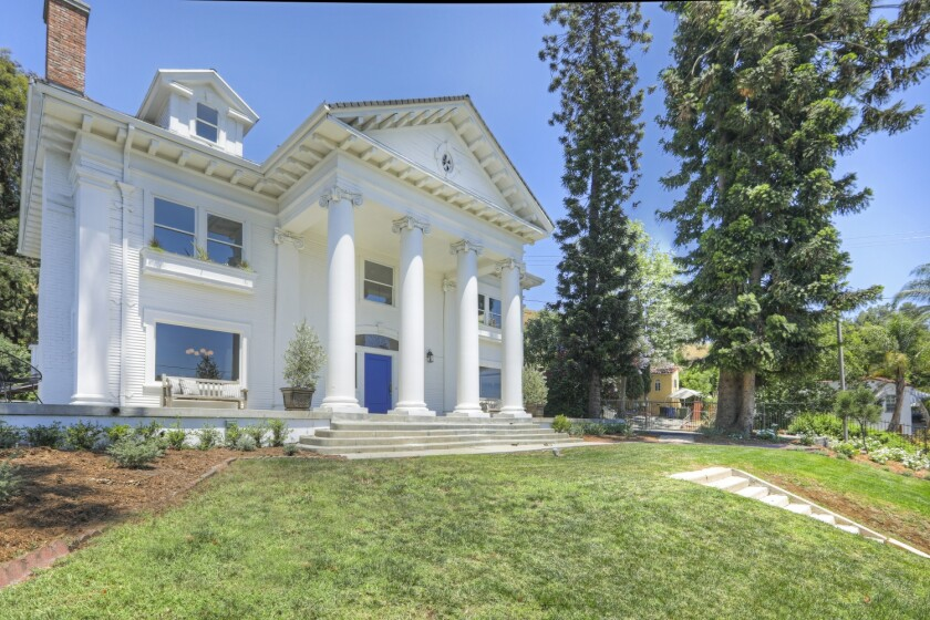 The 1905-built house, designed by John C. Austin, is on the market following a 20-month restoration for $2.197 million.
