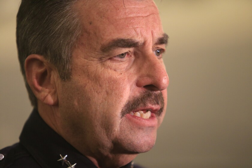 Charlie Beck, LAPD