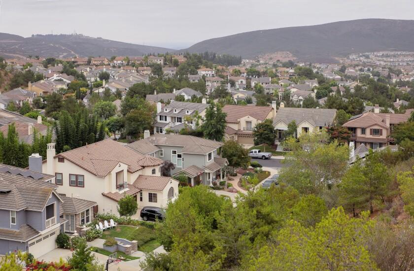 Homes in San Elijo Hills
