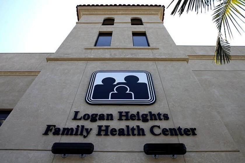 More than 150,000 medical and dental patients visit the Logan Heights Family Health Center every year. The center in its early days saw 150 patients a month.