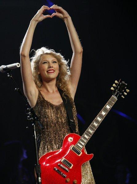 Taylor, Taylor, Taylor...