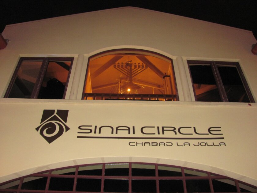 La Jolla's newest spiritual learning center is the Sinai Circle at 909 Prospect.