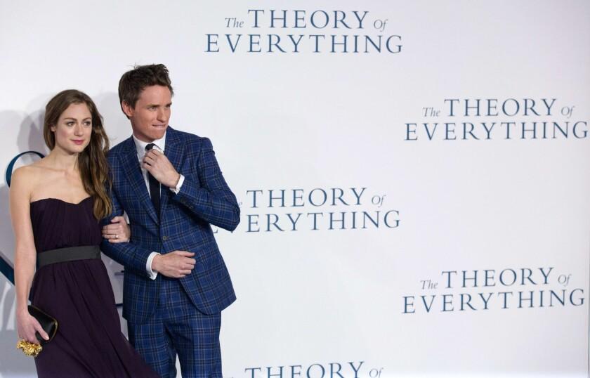 Eddie Redmayne marries Hanna Bagshawe.