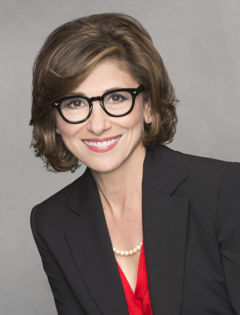 CBS Entertainment Chairman Nina Tassler