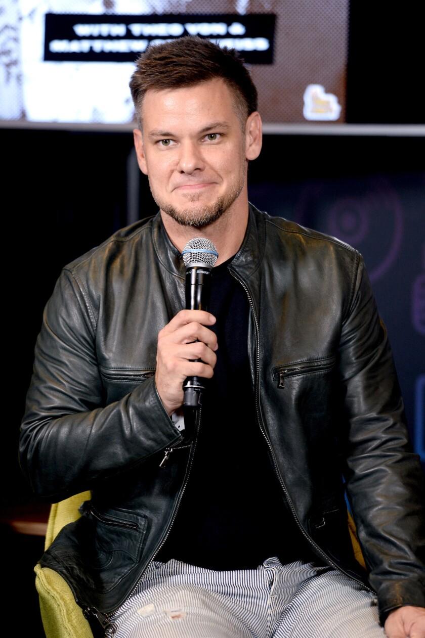 Comedian Theo Von
