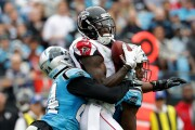 Julio Jones will be limited by ankle injury
