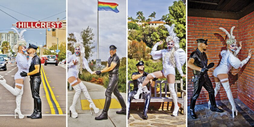 Legendary Drag Queens of San Diego will be on display at the San Diego History Center from June 21 through Sept. 8.