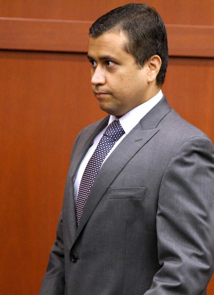 Zimmerman 2nd bond hearing