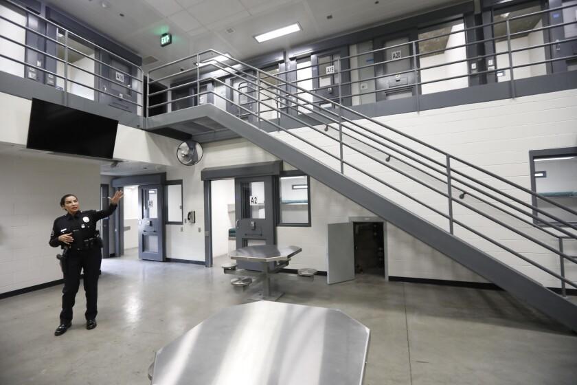 Harbor Jail