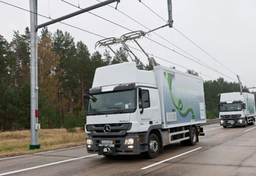 An electrifying freight solution on the 710? Siemens working on it