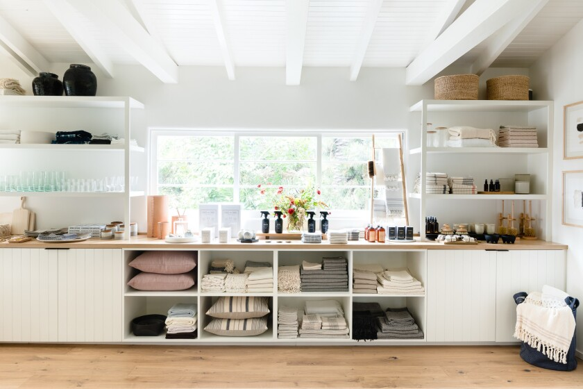 Amber Lewis' new shop in Pacific Palisades