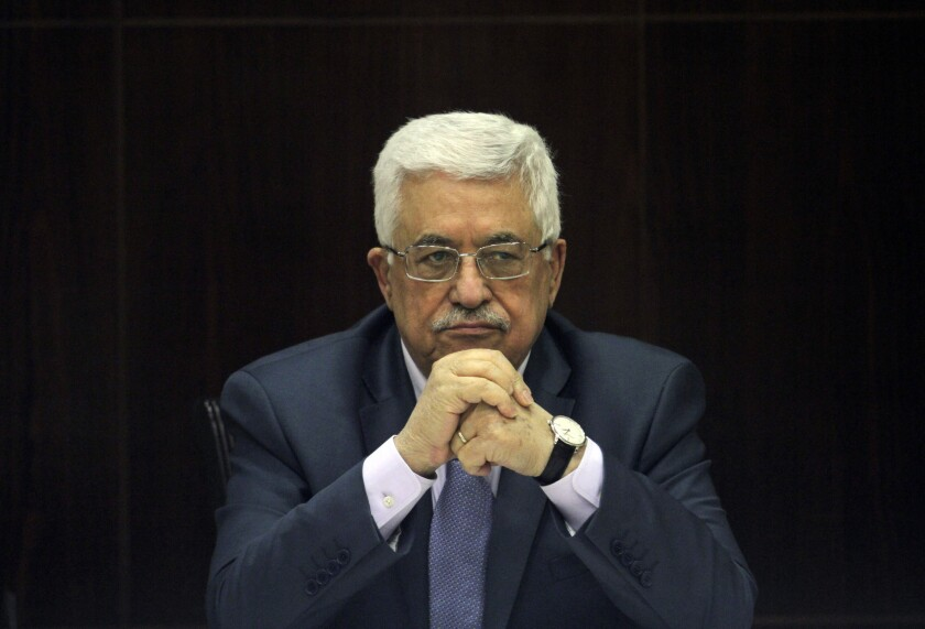 PALESTINIAN PRESIDENT Mahmoud Abbas deserves credit, not condemnation, from Western nations for deciding to participate in the International Criminal Court.