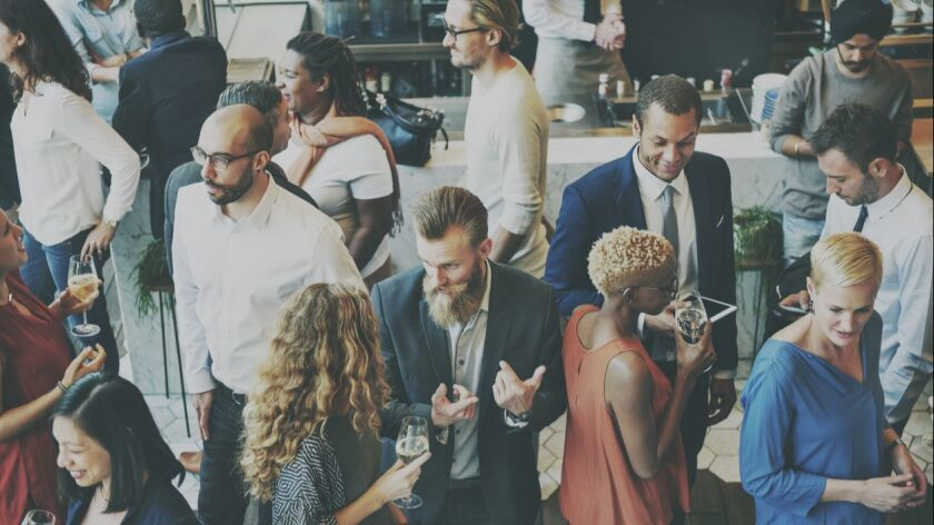 Not everyone enjoys networking but there are ways to make it work for you.