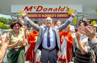 'The Founder' offers a barbed look at the American Dream and a 'wonderfully nasty' Michael Keaton