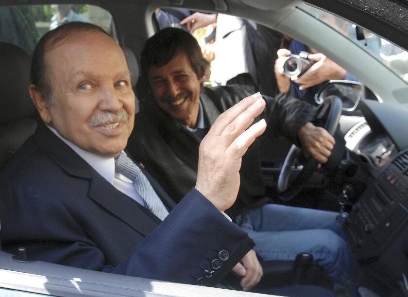 Algeria Plot Trial