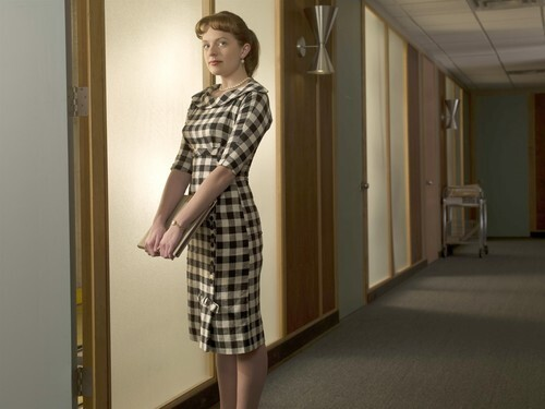 Lookin' good, Peggy Olson!