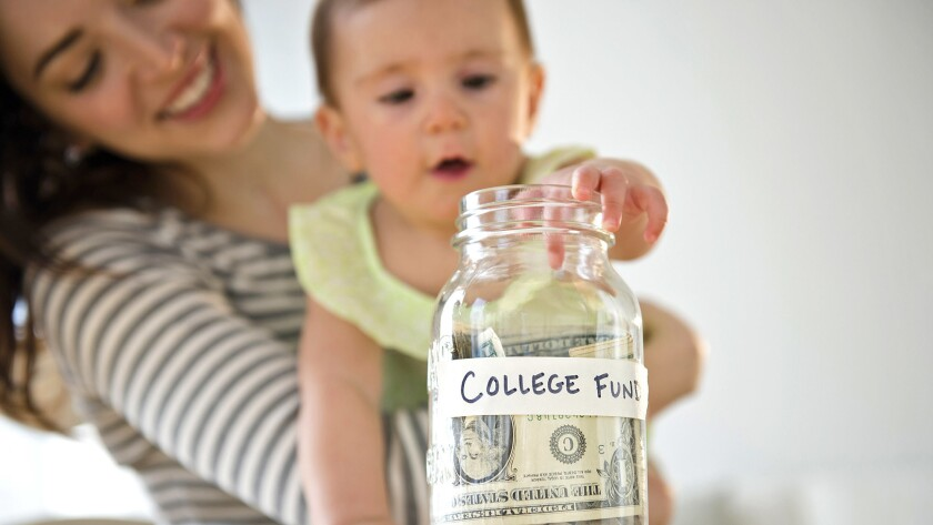 With some thoughtful planning, families can come up with a reasonable estimate of how much money to set aside for college.