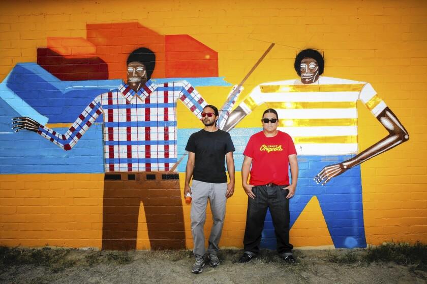Coachella Walls