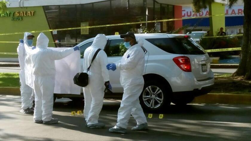 Asesinan a ocho personas en diferentes hechos en estado mexicano de Michoacán