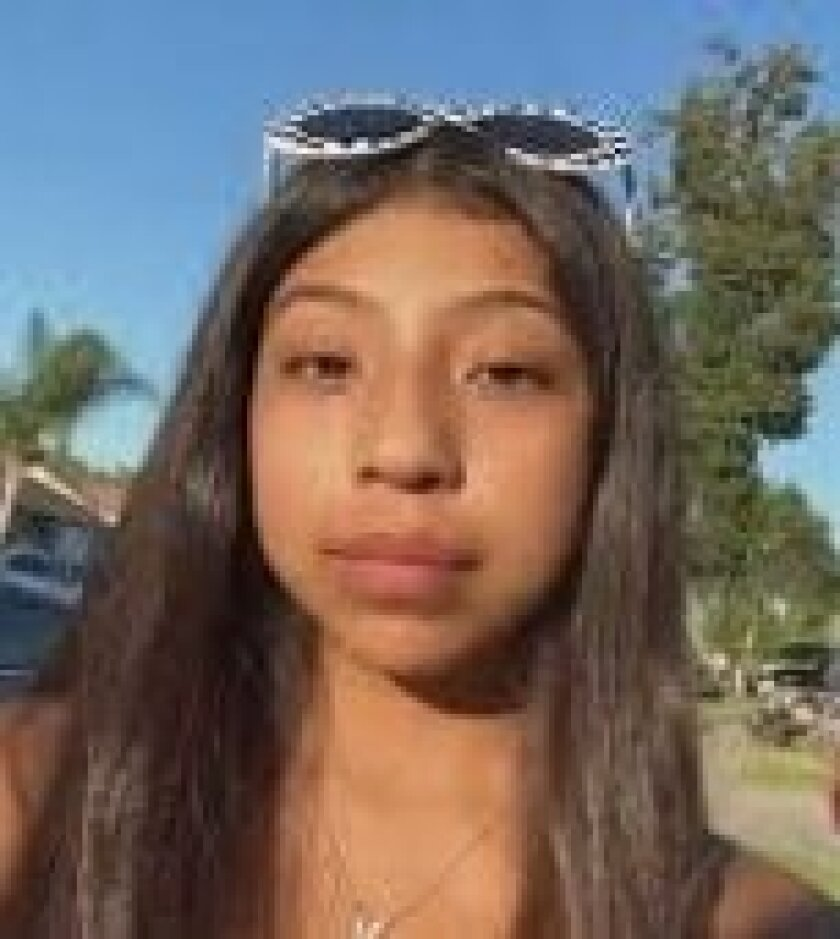 Isabella Cortes, 13, died Sunday during a violent carjacking in Pico Rivera.