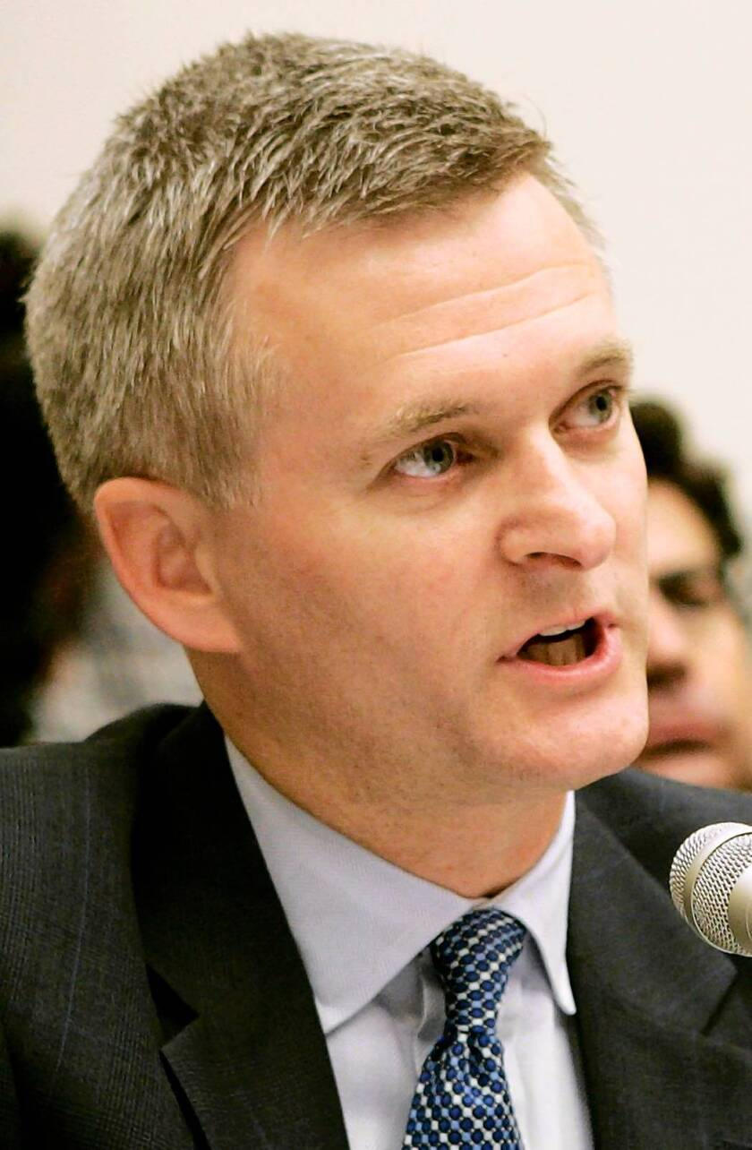 Steven Bradbury, former head of the Justice Department's Office of Legal Counsel under President George W. Bush, told an oversight panel that the dialing records collected by the NSA are stored but not searched unless investigators are tracking the phone calls of suspected terrorists.