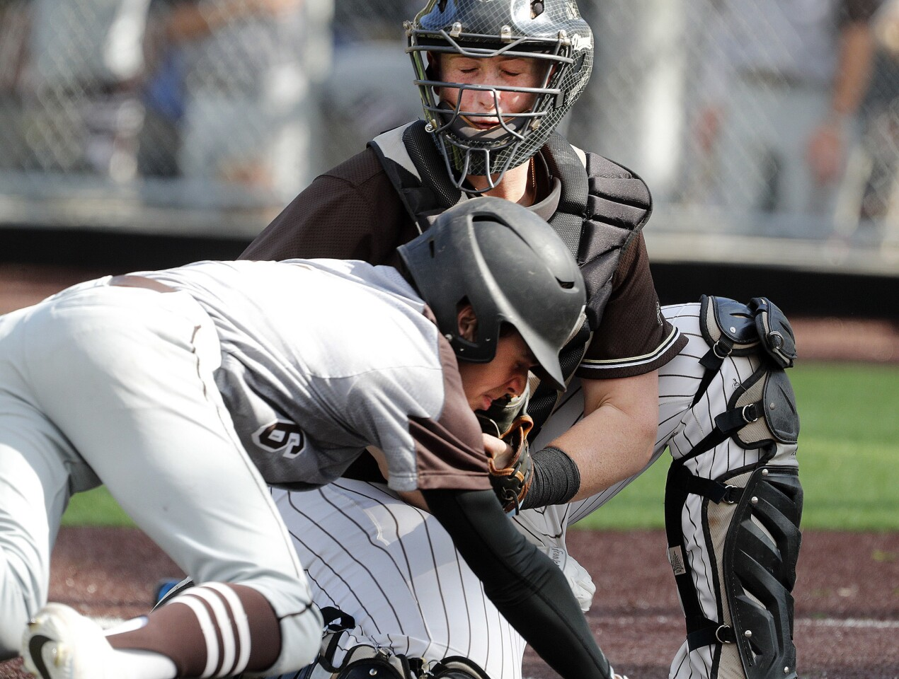 Photo Gallery: Mission League baseball between St. Francis and Crespi