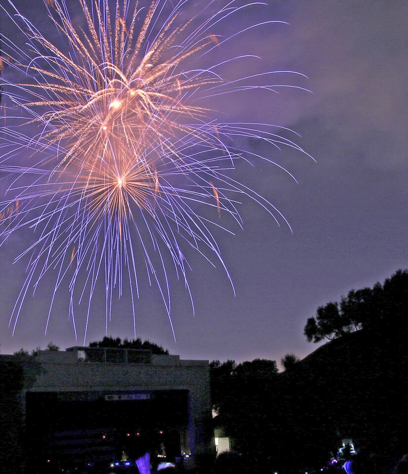 Photo Gallery: Fourth of July celebration at the Starlight Bowl