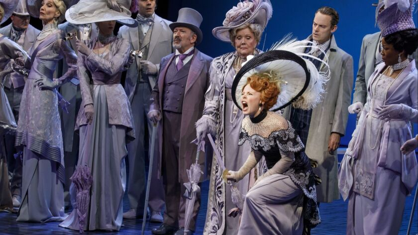 Critic's Notebook: How 'My Fair Lady' and 'Carousel' rescued me from