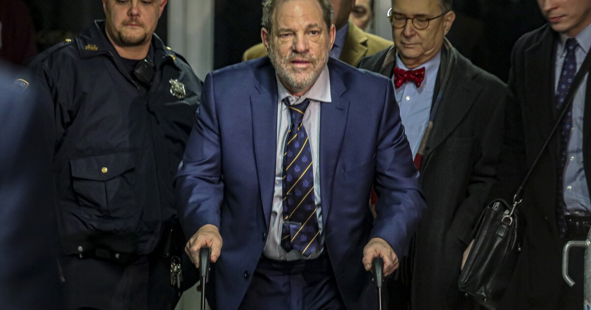 Jurors in Harvey Weinstein trial appear deadlocked on the two most serious charges