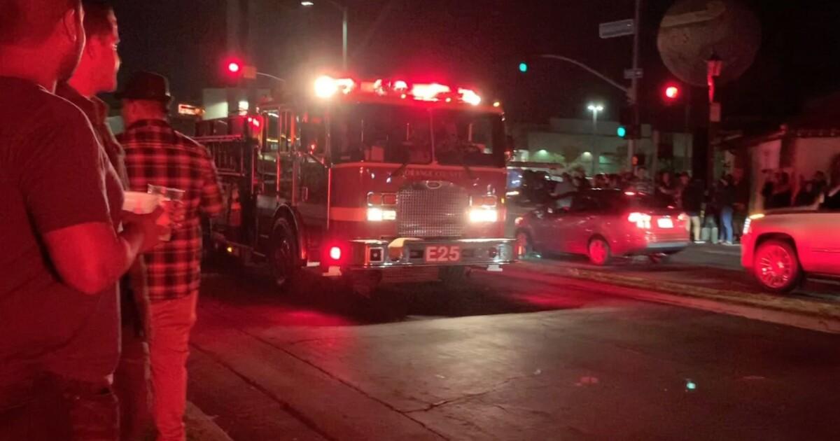 Trafo meledak di perayaan Oktoberfest di Huntington Beach, melukai empat orang
