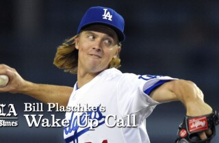 Bill Plaschke's Wakeup Call: How can the Dodgers solve the Greinke problem?