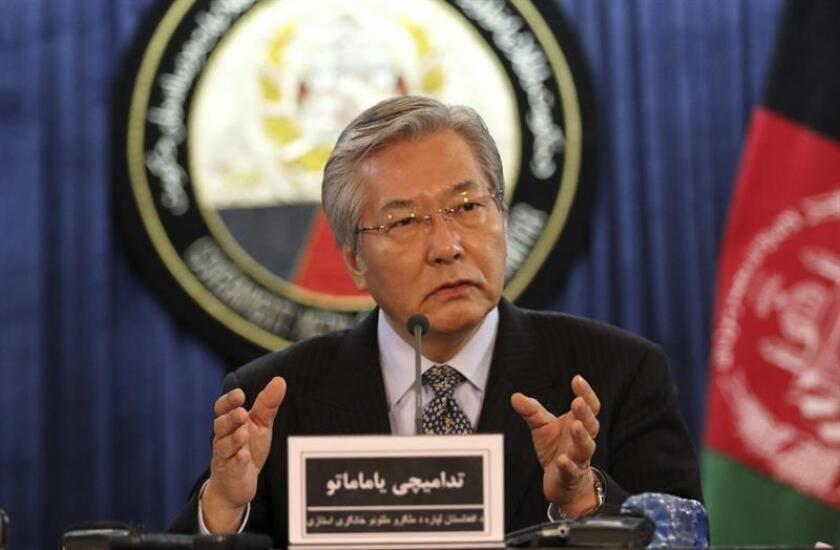 """Las recientes treguas observadas por el Gobierno y por los talibanes y las elecciones previstas para este año demuestran que existen oportunidades """"sin precedentes"""" para lograr la paz en Afganistán, aseguró hoy la ONU. EFE/Archivo"""