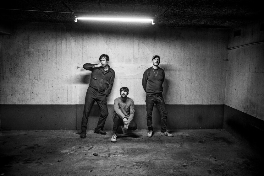 Peter Bjorn and John perform at The Irenic on May 5.