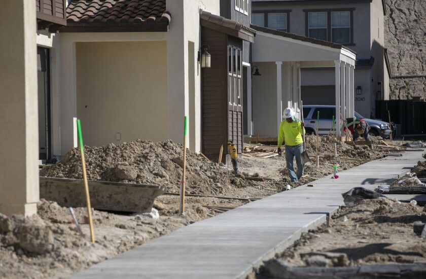Chula Vista expects to build more than 11,000 housing units.