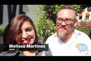 Honey, Let's Get Married At Comic-Con: Comic-Con   Los Angeles Times
