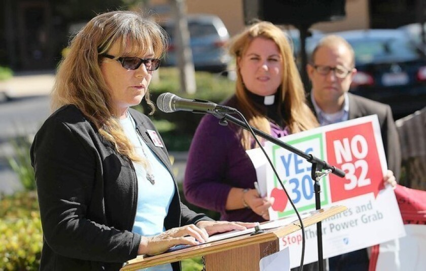 Labor, religious leaders back Proposition 30