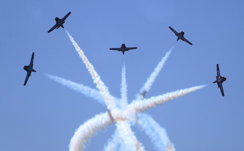 Great Pacific Airshow