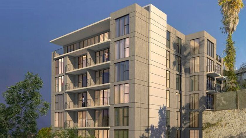 Highland La Cacho will have 24 units and be complete in Winter 2016.