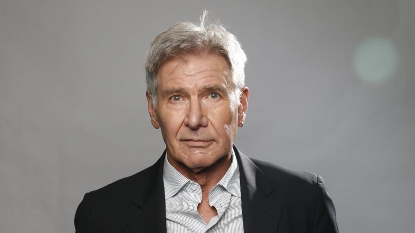 Harrison Ford, hurt in plane crash, had earlier aviation