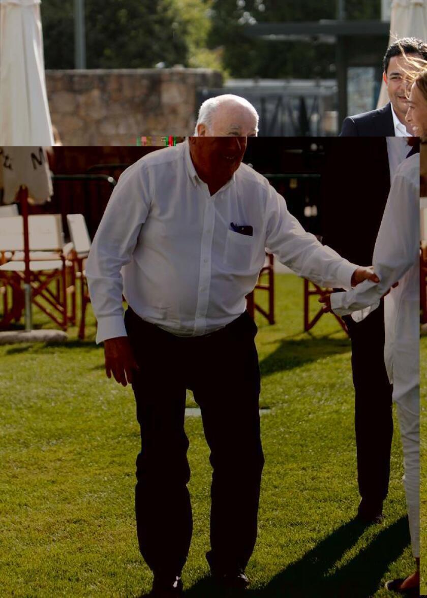 El empresario Amancio Ortega, dueño de Inditex. EFE/Archivo