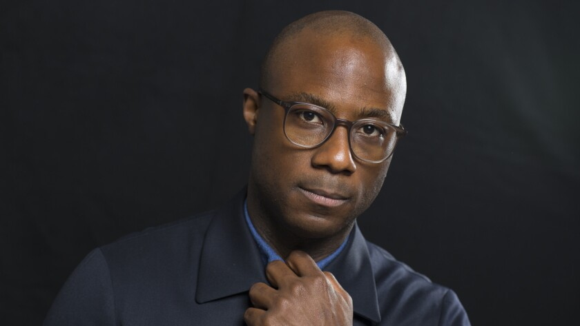 """BEVERLY HILLS, CA., NOVEMBER 5, 2018 ---Director Barry Jenkins of the film, """"If Beale Street Could T"""