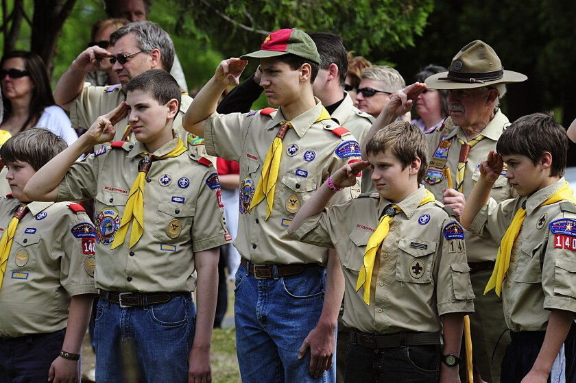 Under SB 323, carried by Sen. Ricardo Lara (D-Bell Gardens), the Boy Scouts of America (though unnamed in the bill) would have to pay state sales taxes as well as taxes on any money it raised in California unless it admitted boys who are gay or transgender.